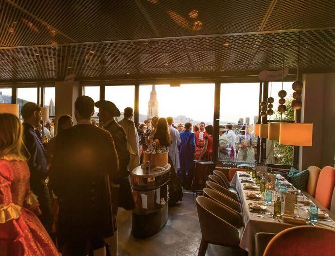 George Bar & Grill in Zürich