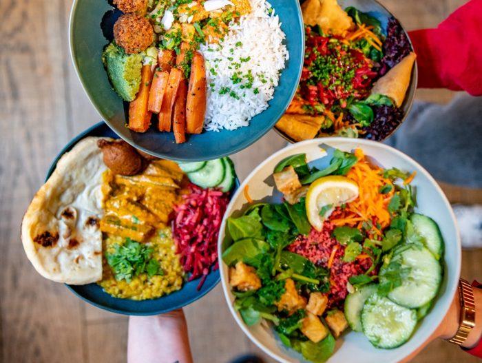 Hiltl Zürich – Vegetarische Küche mit super Aussicht!