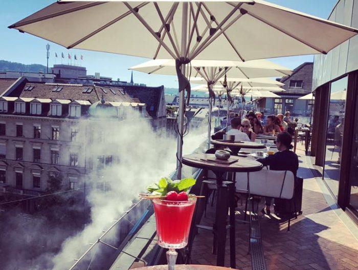 Modissa Rooftop Bar
