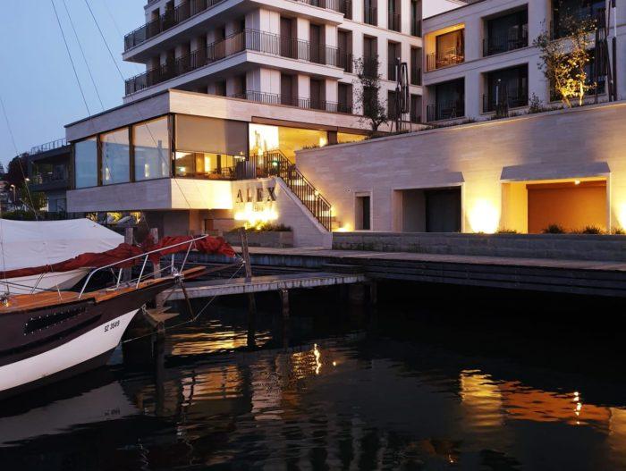 The Boathouse Thalwil – gehoben locker!