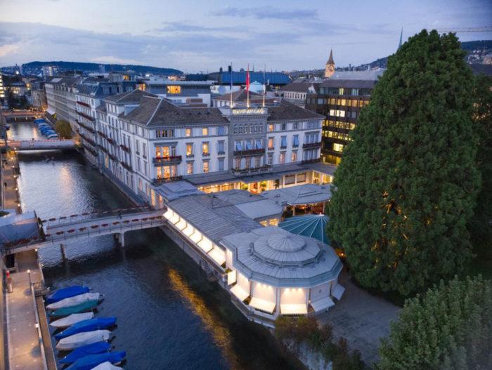 Baur au Lac – Weltklasse Hotel