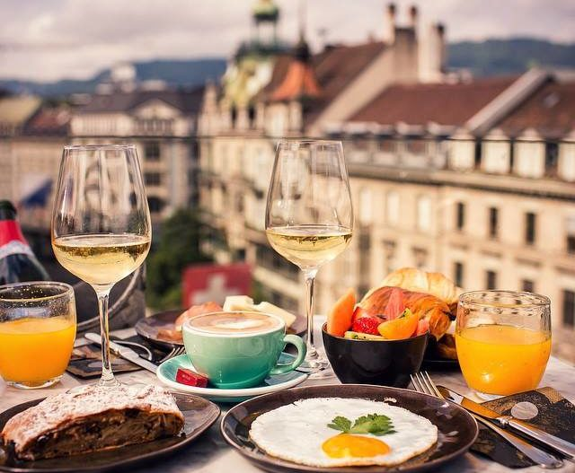 Modissa Rooftop Bar & Restaurant in Zürich
