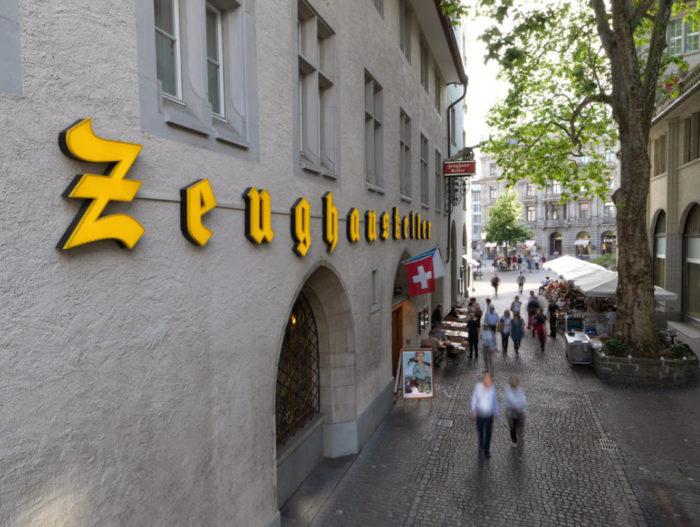 Zeughauskeller Zürich